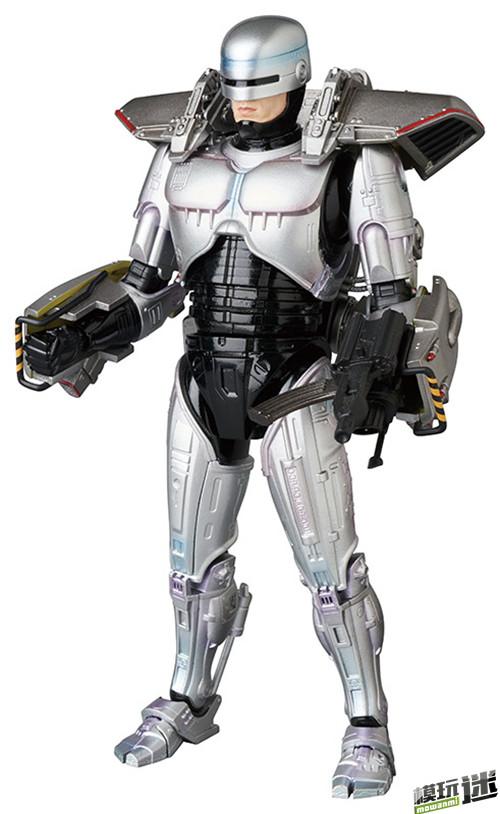 MedicomToy MAFEX系列《机械战警3》可动人偶