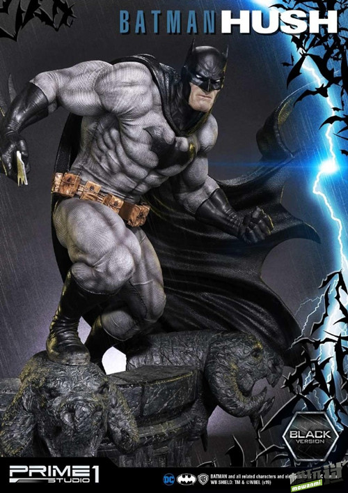 Prime 1 Studio推出DC1/3蝙蝠侠:缄默雕像