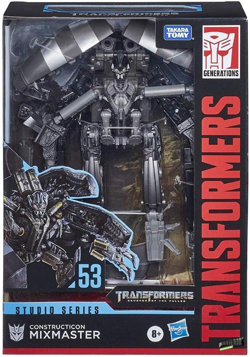 变形金刚工作室系列SS-53大力神搅拌机官图更新