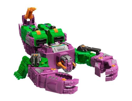 变形金刚地球崛起萨克巨人与天猫号等多款玩具渲染图放出