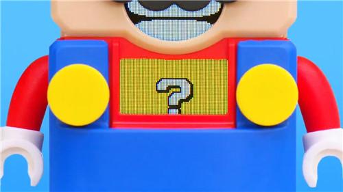 乐高宣布与任天堂合作推出超级马里奥乐高系列 超级马里奥 任天堂 积木 小人仔 LEGO 乐高 资讯  第3张