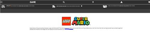 乐高宣布与任天堂合作推出超级马里奥乐高系列 超级马里奥 任天堂 积木 小人仔 LEGO 乐高 资讯  第5张