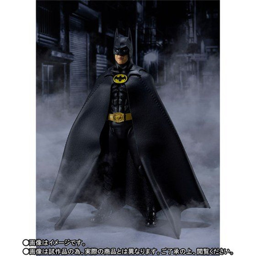 万代推出SHF1989年电影版蝙蝠侠