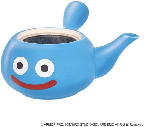 SE推出《勇者斗恶龙》史莱姆茶壶周边 造型可爱 游戏周边 史莱姆 勇者斗恶龙 资讯  第3张