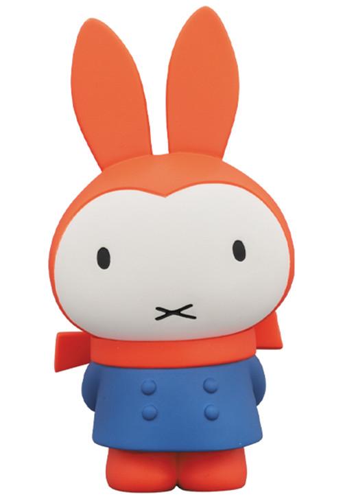 MEDICOM TOY推出小兔米菲65周年纪念四件套手办