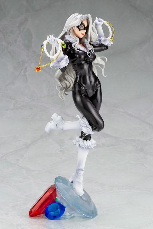 新品:寿屋 漫威 黑猫(Black Cat)1/7比例手办
