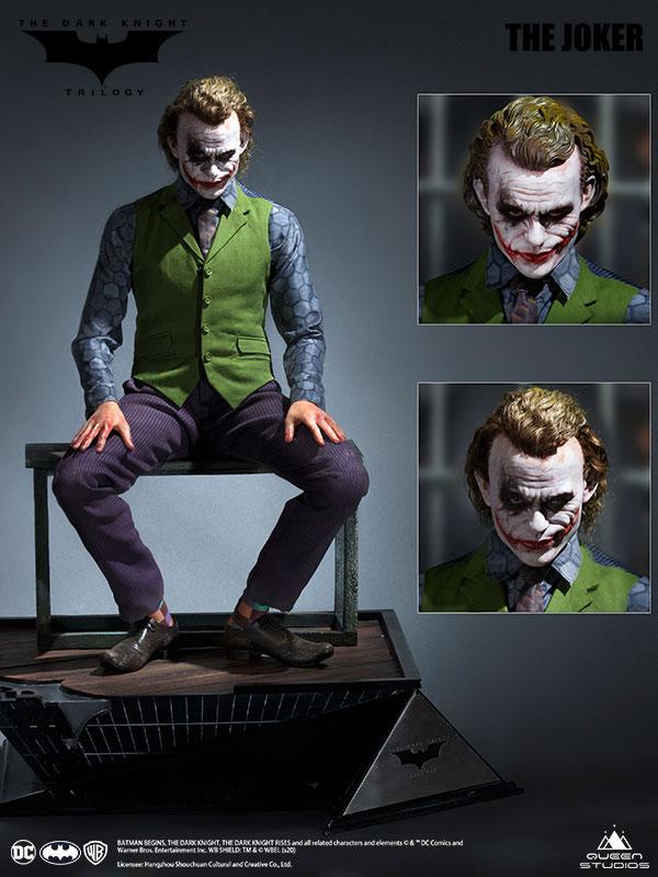 QUEEN STUDIOS蝙蝠侠:黑暗骑士 小丑