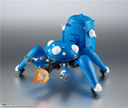 万代ROBOT魂推出《攻壳机动队S.A.C. 2nd GIG》塔奇克马可动人偶