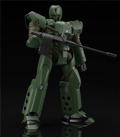 良笑社推出Moderoid《机动警察》ARL-99地狱潜行者1/60模型