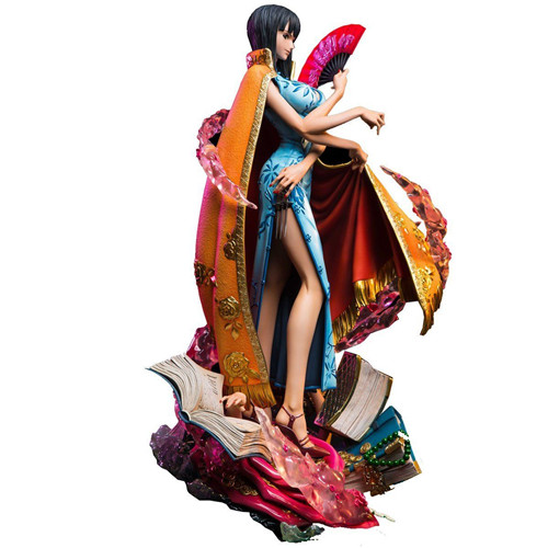 万代推出《海贼王》Log Collection妮可·罗宾1/4大比例手办