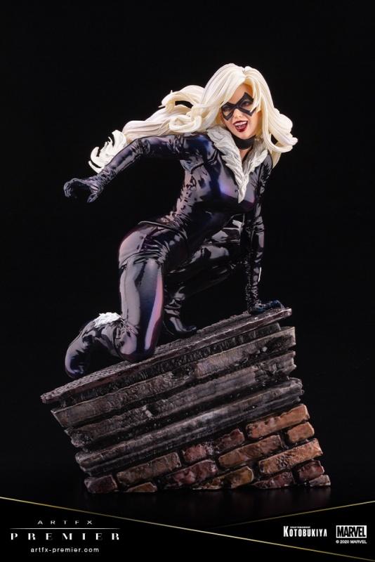 寿屋推出新品:漫威 黑猫 1/10 比例 模型
