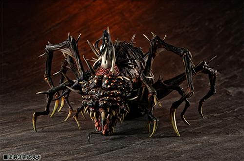 MegaHouse公开《黑暗之魂》魔女克拉格与高等骑士拼装模型