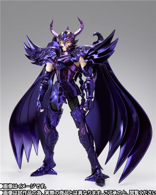 万代推出圣衣神话EX天猛星达拉曼迪斯原色版