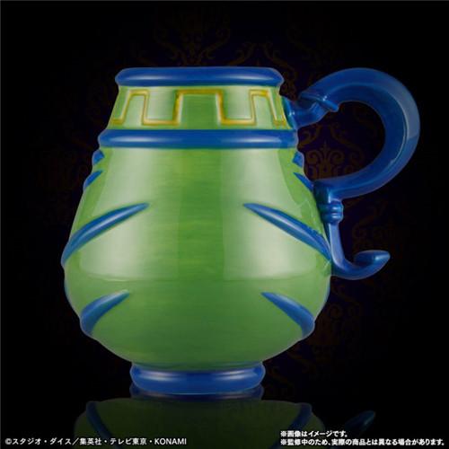 万代推出《游戏王》强欲之壶与贪欲之壶马克杯